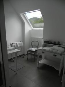chambre pervenche / salle de bain