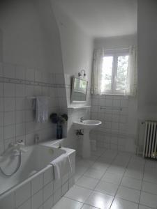 Chambre Capucine / La salle de bains